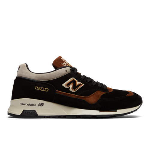 New Balance Made in UK 1500 Men's Lifestyle Shoes - Black (M1500YOR)