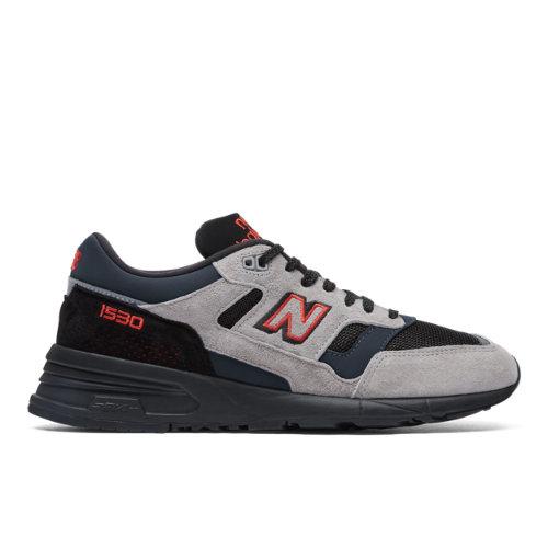 New Balance Made in UK 1530 Men's Lifestyle Shoes - Grey / Black (M1530VA)