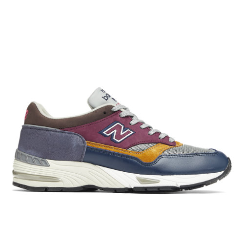 New Balance MADE IN UK 1591 Men's Lifestyle Shoes - Navy (M1591SPK)