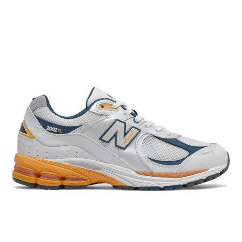New Balance 2002R Men's Lifestyle Shoes - White (M2002RLA)