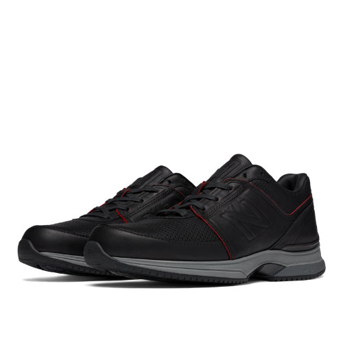 New Balance 2040v3 Leather Men's Everyday Running Shoes - Black (M2040BK3)