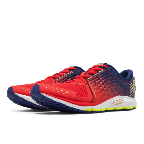 New Balance Vazee 2090 Pride Men's Speed Shoes - Red / White / Blue (M2090TU)