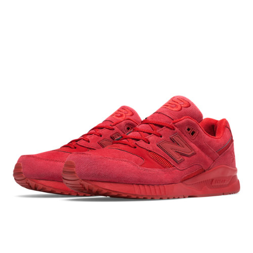 New Balance 530 Perforated Men's Running Classics Shoes - Red (M530AR)