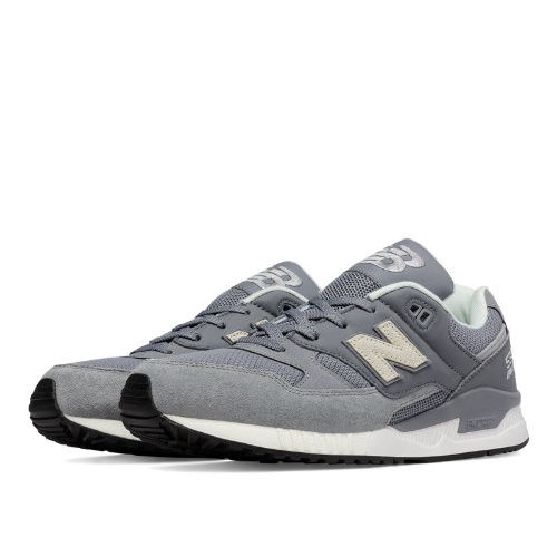 New Balance 530 Oxidation Men's Running Classics Shoes - Steel / Gunmetal (M530OXC)