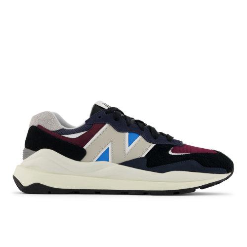 New Balance 57/40 Men's Lifestyle Shoes - Blue / Red (M5740TB)