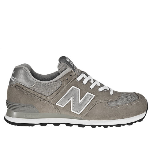 New Balance 574 Men's Shoes - Grey (M574GS)
