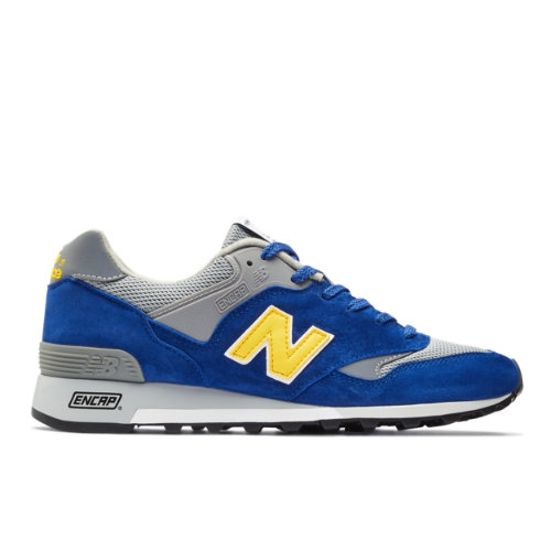 New Balance Made in UK 577 Men's Lifestyle Shoes - Blue (M577BYG)