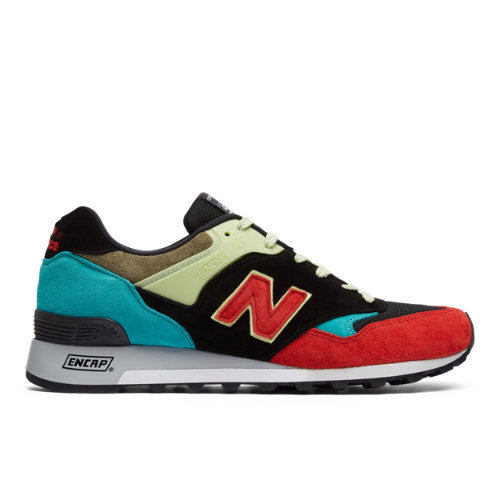 New Balance Made in UK 577 Men's Lifestyle Shoes - Black (M577ST)