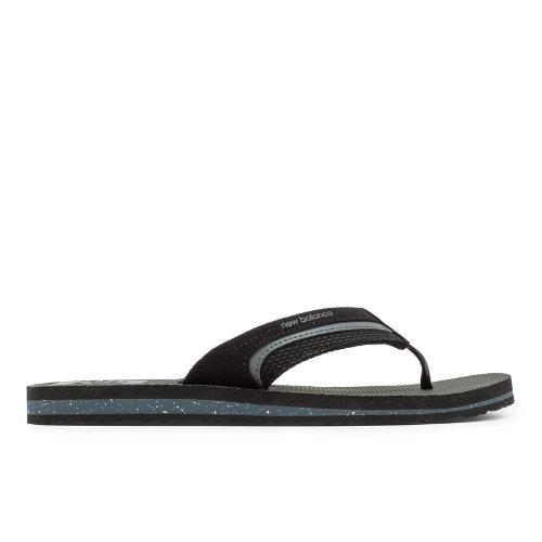 New Balance Brighton Thong Men's Flip Flops Sandals Shoes - Black (M6079BK)