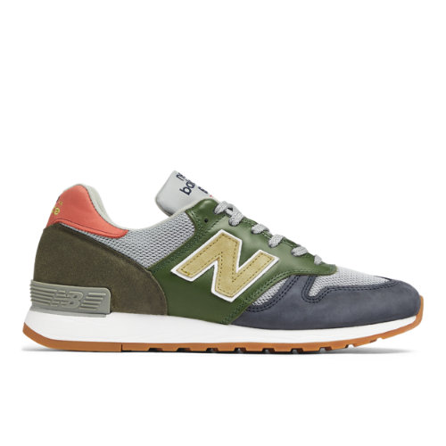 New Balance MADE IN UK 670 Men's Lifestyle Shoes - Green (M670SPK)