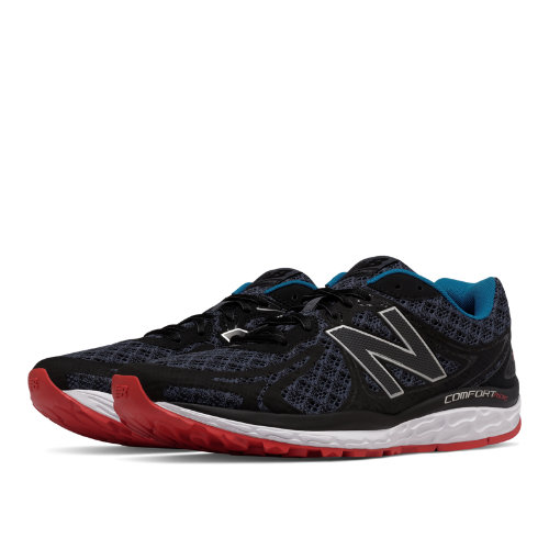 New Balance 720v3 Men's Everyday Running Shoes - Black / Grey (M720RA3)