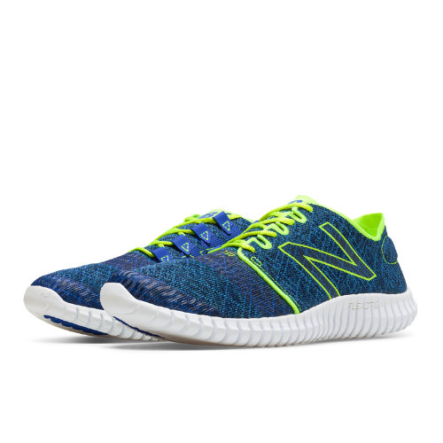 New Balance 730v3 Men's Everyday Running Shoes - Pacific / Toxic (M730LP3)