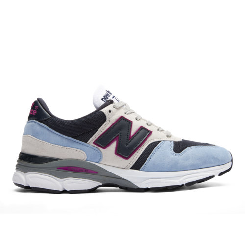 New Balance Made in UK 770.9 Men's Shoes - Blue / Navy (M7709EC)