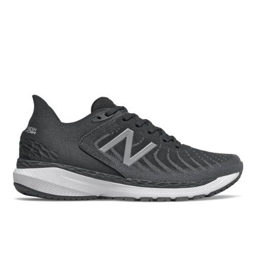 New Balance Fresh Foam 860v11 Men's Stability Running Shoes - Black (M860B11)