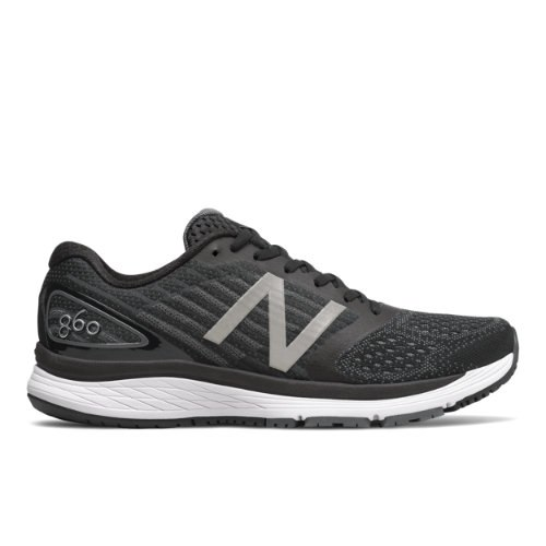 New Balance 860v9 Men's Running Shoes - Black (M860BK9)