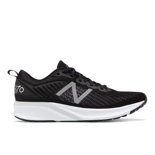 New Balance 870v5 Men's Stability Running Shoes - Black (M870BW5)
