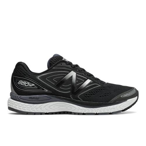 New Balance 880v7 Men's Distance Shoes - Black / Grey (M880BK7)