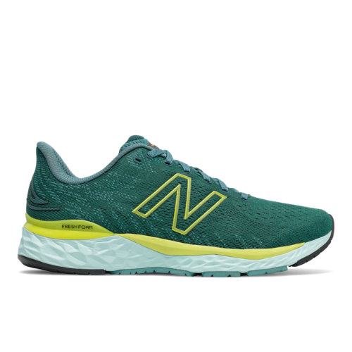 New Balance Fresh Foam 880v11 Men's Running Shoes - Green (M880D11)