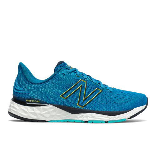 New Balance Fresh Foam 880v11 Men's Running Shoes - Blue (M880F11)