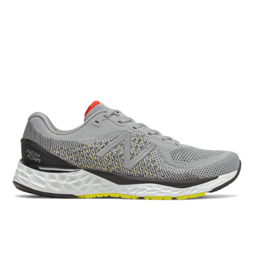 New Balance Fresh Foam 880v10 Men's Running Shoes - Silver (M880G10)