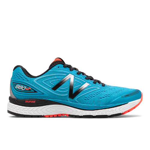 New Balance 880v7 NYC Marathon Men's Neutral Cushioned Shoes - Blue / Black (M880NY7)