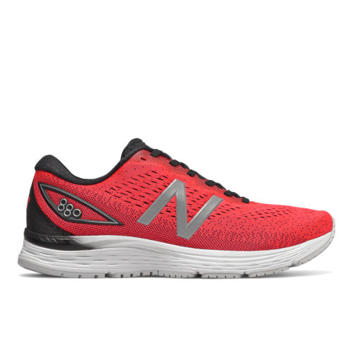 New Balance 880v9 Men's Running Shoes - Red (M880RW9)