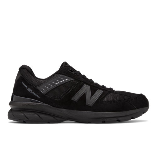 New Balance Made in USA 990v5 Men's Shoes - Black (M990BB5)