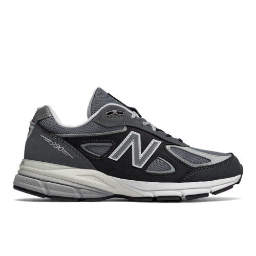 New Balance 990 Made in US Men's Made in USA Shoes - Grey / Silver (M990XG4)