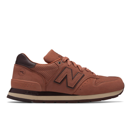 New Balance x Danner 995 Made in USA Men's Sneakers Shoes - Copper / Brown (M995-L)