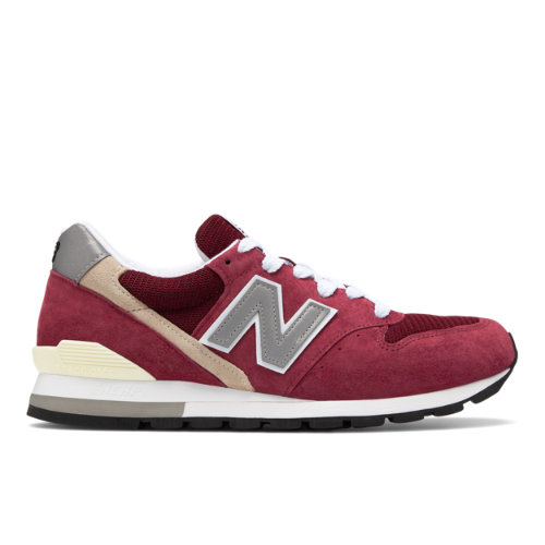 New Balance Made in USA 996 Men's Shoes - Red (M996BR)
