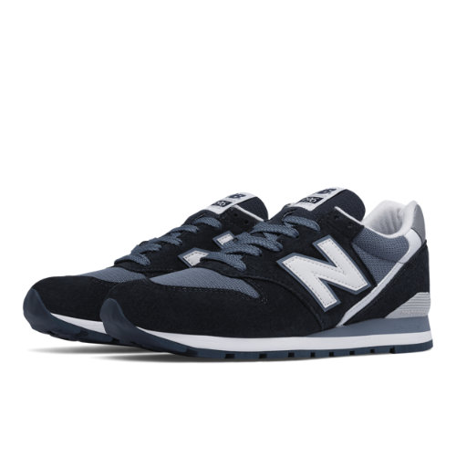 New Balance 996 Men's Made in USA Shoes Navy White