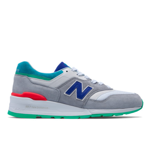 New Balance 997 Coumarin Pack Made in USA Men's Shoes - Grey ...