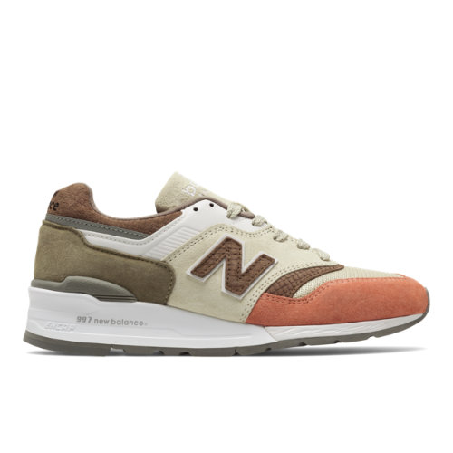 on sale bddc8 aa25e New Balance 997 Desert Heat Made in USA Men's Shoes - Off ...