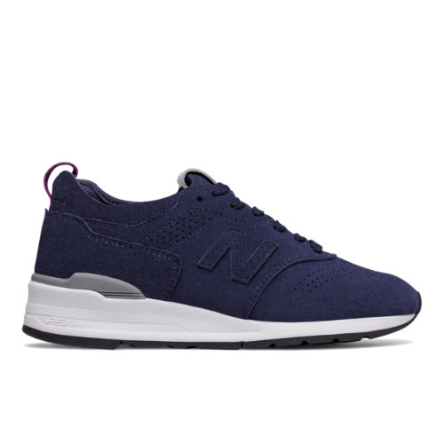 dinámica Afilar después del colegio  New Balance 997R Men's Made in USA Shoes - Navy (M997DE2) |  ProShopaholic.com