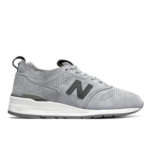 New Balance 997R Made in USA Men's Shoes - Grey (M997DGR2)
