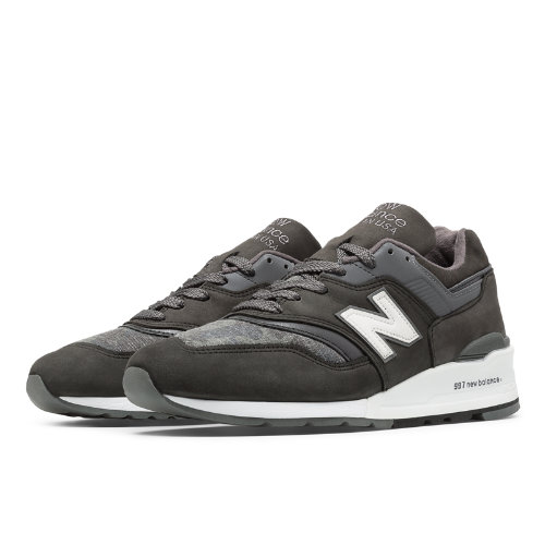 New Balance 997 Age of Exploration Men's Made in USA Shoes - Magnet / Castlerock (M997DPA)