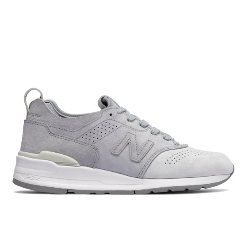 New Balance 997 Made in US Color Spectrum Men's Made in USA Shoes - Grey (M997DS2)