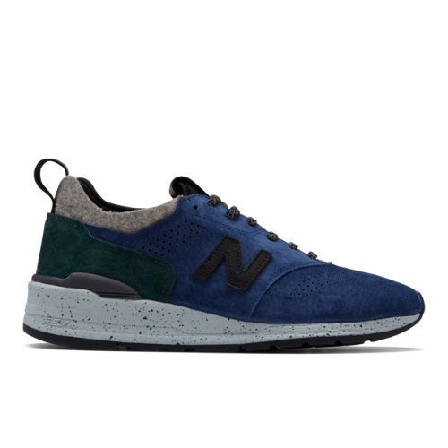 New Balance 997R Made in USA Men's Shoes - Dark Blue (M997HC2)