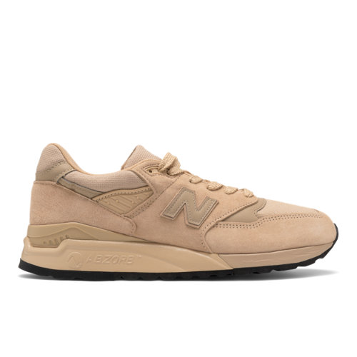 New Balance Made in USA 998 Men's Lifestyle Shoes - Brown (M998BLC)