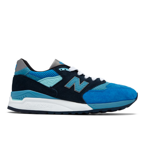 New Balance 998 Made in US Men's Made in USA Shoes - Blue (M998NE)