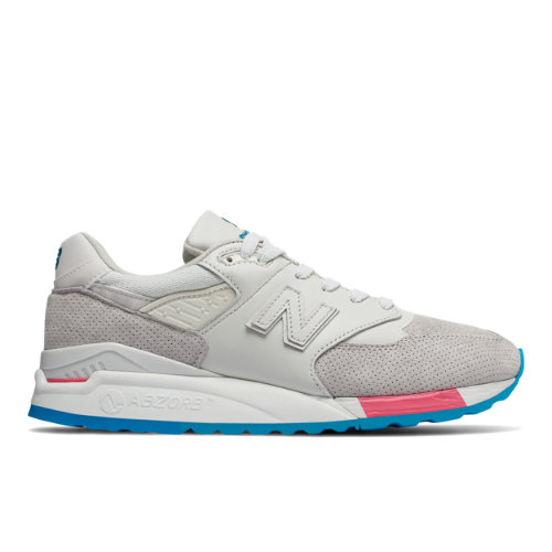 New Balance 998 Made in US Men's Made in USA Shoes - Grey (M998WEA)