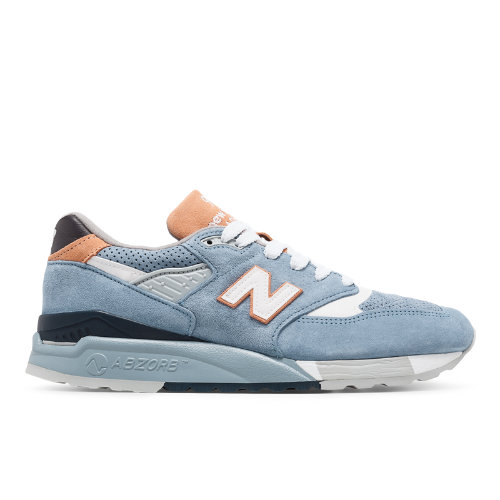 New Balance 998 Made in the USA Men's Shoes - Slate (M998XAB)