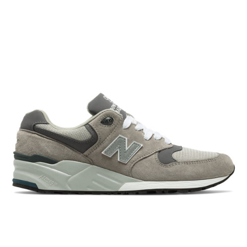 New Balance Made in US 999 Men's Made in USA Sneakers Shoes - Grey (M999CGL)