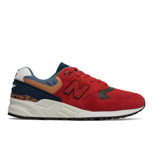 New Balance 999 Made in US Men's Made in USA Shoes - Red (M999WEB)