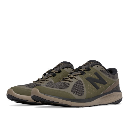 New Balance 85 Men's Fitness Walking Shoes - Brown / Black (MA85BR1)