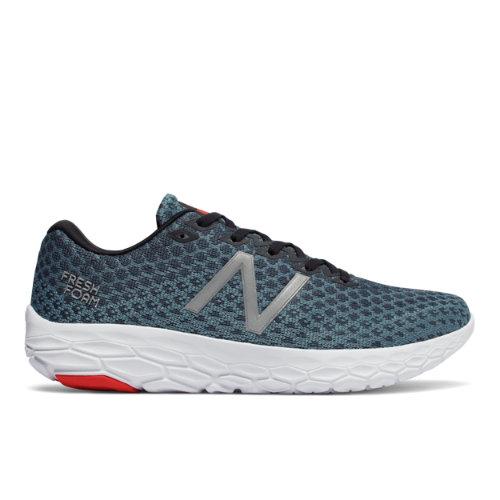 New Balance Fresh Foam Beacon Men's Neutral Cushioned Shoes - Dark Blue (MBECNPF)