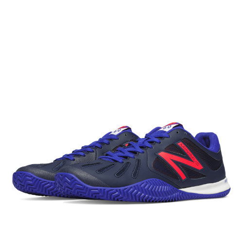 New Balance 60 Men's Shoes - Blue / Red (MC60BR)