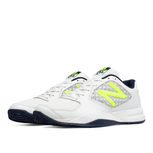 New Balance 696v2 Men's Shoes - Riptide / Firefly (MC696BY2)
