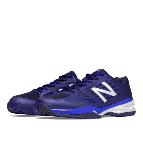 New Balance 896 Men's Tennis Shoes - Blue (MC896BL1)