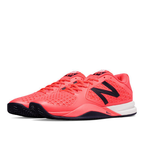 New Balance 996v2 Men's Shoes - Bright Cherry / Black (MC996BC2)
